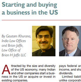 Doing Business in USA